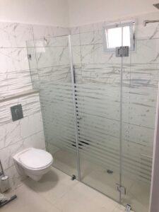 מקלחון זכוכית - עבודות זכוכית