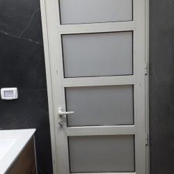 דלת אלומיניום (3)